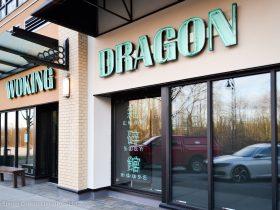Woking Dragon 12